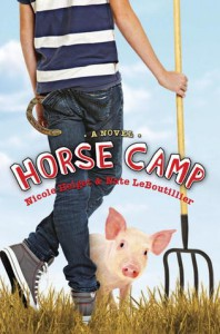 Horse Camp - Nicole Helget, Nate LeBoutillier