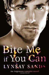 Bite Me If You Can  - Lynsay Sands