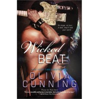 Wicked Beat (Sinners on Tour, #4) - Olivia Cunning
