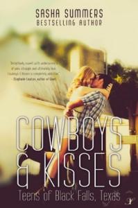 Cowboys & Kisses (Teens of Black Falls, Texas) - Sasha Summers