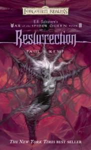 Resurrection - Paul S. Kemp