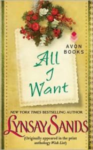 All I Want - Lynsay Sands