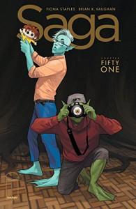 Saga #51 - Brian Vaughan, Fiona Staples
