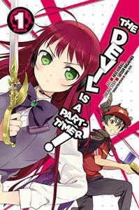 The Devil Is a Part-Timer, Vol. 1 (manga) (The Devil Is a Part-Timer Manga) - Satoshi Wagahara