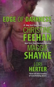 Edge of Darkness - Maggie Shayne, Lori Herter, Christine Feehan