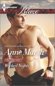 Wicked Nights - Anne Marsh