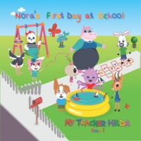 Nora's First Day at School - Tamar Bobokhidze