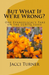 But What If We're Wrong?: One Evangelical's Take on the LGBTQ Issue - Jacci Turner