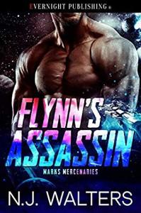 Flynn's Assassin (Marks Mercenaries #5) - N.J. Walters