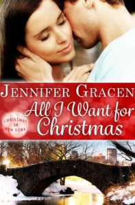 All I Want for Christmas - Jennifer Gracen