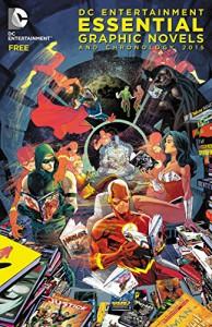 DC Entertainment Essential Graphic Novels and Chronology 2015 - DC Comics, DC Comics