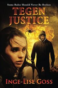 Tegen Justice (Tegens Book 2) - Inge-Lise Goss