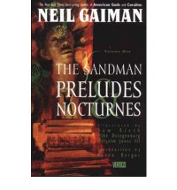 The Sandman, Vol. 1: Preludes and Nocturnes (The Sandman, #1) - Neil Gaiman, Malcolm Jones III, Sam Kieth, Mike Dringenberg