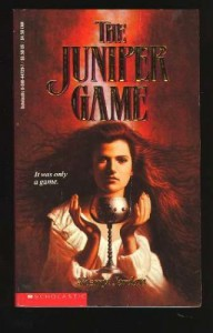 The Juniper Game (Point) - Sherryl Jordan
