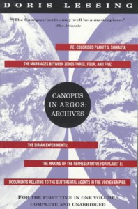 Canopus in Argos: Archives - Doris Lessing