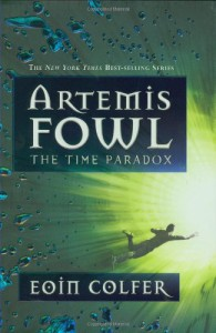 Artemis Fowl: The Time Paradox - Eoin Colfer