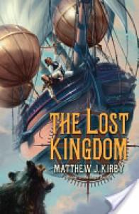 The Lost Kingdom - Matthew J Kirby