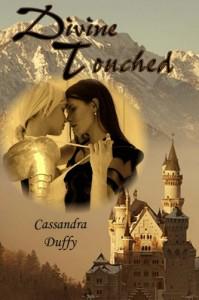 Divine Touched (Vaelandrian Goddesses # 1) - Cassandra Duffy
