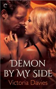 Demon by My Side - Victoria Davies