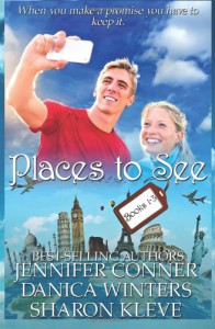 Places to See - Books 1-3 - Jennifer Conner, Danica Winters, Sharon Kleve