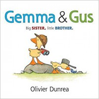 Gemma & Gus (board book) (Gossie & Friends) - Olivier Dunrea