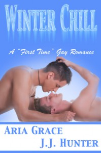 Winter Chill: A Gay Novella - Aria Grace, J.J. Hunter