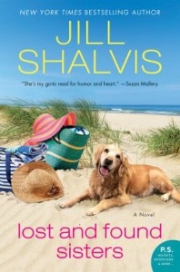 Lost and Found Sisters: A Novel - Jill Shalvis
