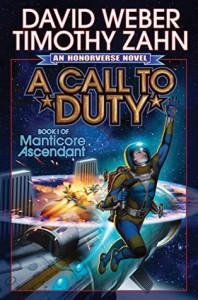 A Call to Duty - David Weber, Timothy Zahn