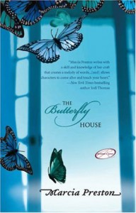 The Butterfly House - Marcia Preston