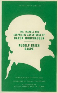 The Travels and Surprising Adventures of Baron Munchausen (Neversink) - Rudolf Erich Raspe
