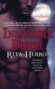 Insatiable Desire - Rita Herron