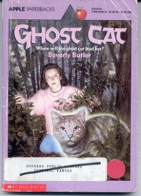 Ghost Cat (An Apple Paperback) - Beverly Butler