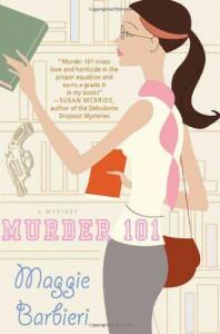 Murder 101 - Maggie Barbieri