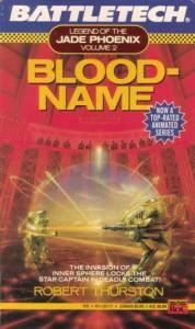 Bloodname - Robert Thurston