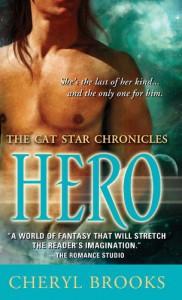 Hero - Cheryl Brooks