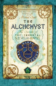 The Alchemyst (The Secrets of the Immortal Nicholas Famel #1) - Michael Scott