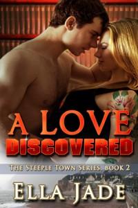 A Love Discovered - Ella Jade