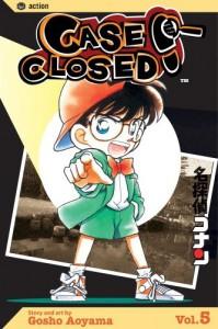 Case Closed Vol. 5 - Gosho Aoyama