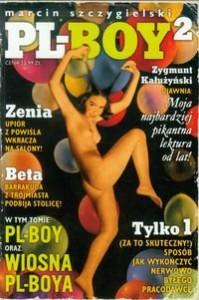 Pl-boy do kwadratu - Marcin Szczygielski