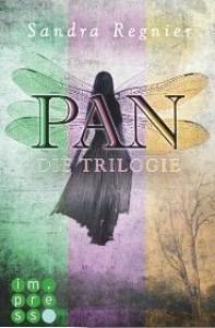 Die Pan Trilogie - Sandra Regnier