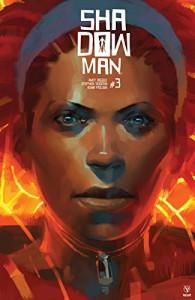 Shadowman (2018) #3 - Andy Diggle, Stephen Segovia, Tonci Zonjic