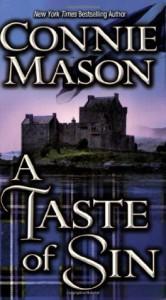 A Taste of Sin - Connie Mason