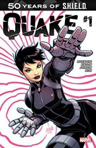 Quake: S.H.I.E.L.D. 50th Anniversary #1 - Matthew Rosenberg, Patrick Kindlon, Daniel Johnson, David Nakayama