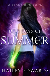 Dog Days Of Summer  - Hailey Edwards