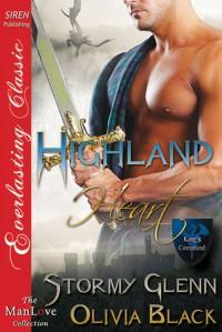 Highland Heart - Olivia  Black, Stormy Glenn