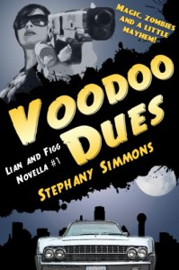 Voodoo Dues (Lian and Figg) - Stephany Simmons