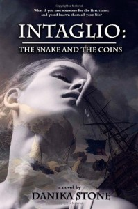 Intaglio: The Snake and the Coins - Danika Stone