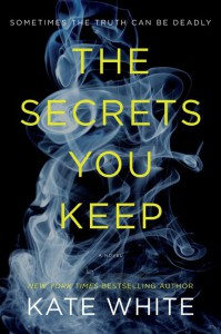 The Secrets You Keep - Kate White