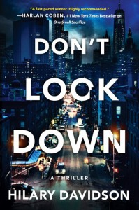 Don't Look Down - Hilary Davidson