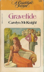 Gravetide - Carolyn McKnight